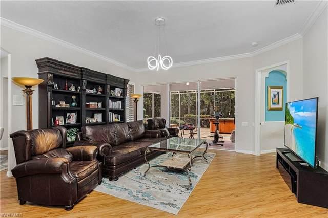 8689 Gleneagle Way, Naples, FL 34120 (MLS #221073793) :: #1 Real Estate Services