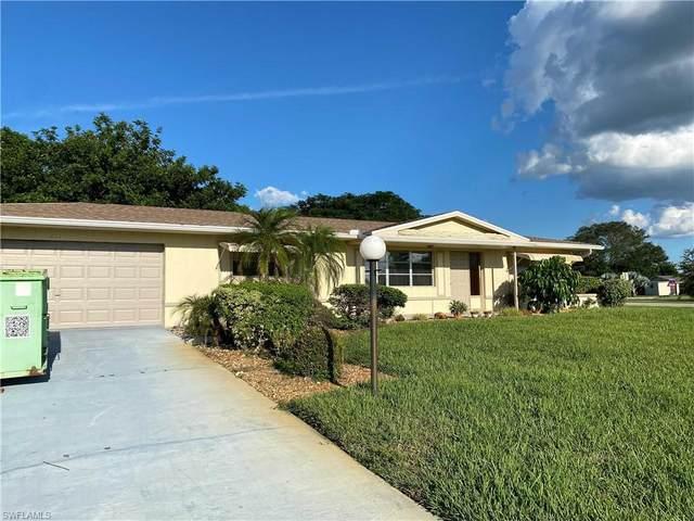 214 Rockcliff Ave, Lehigh Acres, FL 33936 (MLS #221073852) :: The Premier Group