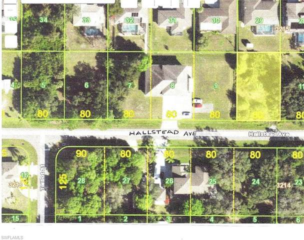 22452 Hallstead Ave, Port Charlotte, FL 33952 (MLS #221074259) :: Medway Realty