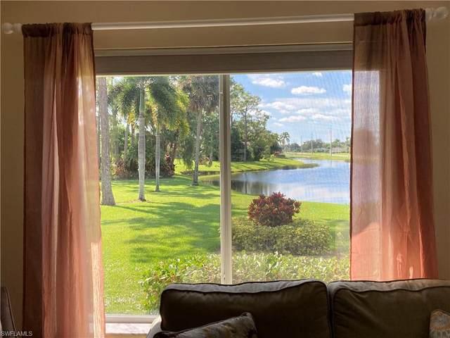 1054 Pine Isle Ln #1054, Naples, FL 34112 (MLS #221074356) :: #1 Real Estate Services
