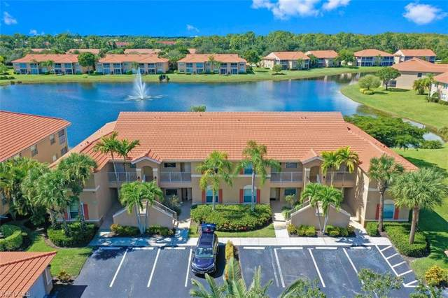 6920 Huntington Lakes Cir #102, Naples, FL 34119 (#221074544) :: Equity Realty