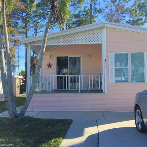 483 Cheetah Dr #483, Naples, FL 34114 (#221074552) :: Equity Realty