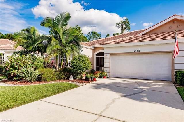 7436 Berkshire Pines Dr, Naples, FL 34104 (#221074674) :: We Talk SWFL