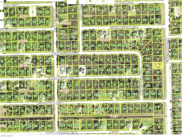 10181 Calumet Blvd, Port Charlotte, FL 33981 (MLS #221074787) :: Medway Realty