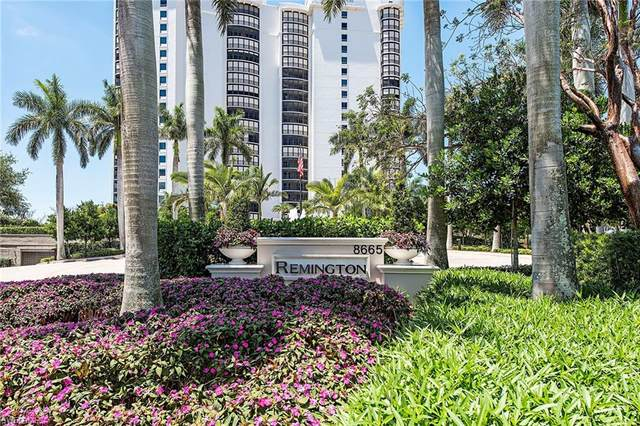 8665 Bay Colony Dr #1803, Naples, FL 34108 (#221074831) :: Equity Realty
