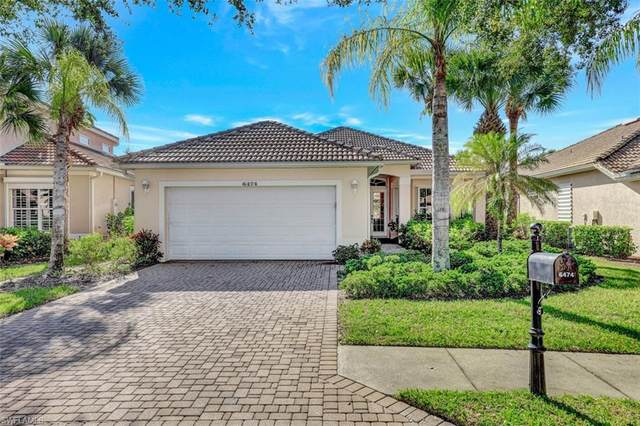 6474 Waverly Green Way, Naples, FL 34110 (MLS #221075138) :: The Naples Beach And Homes Team/MVP Realty