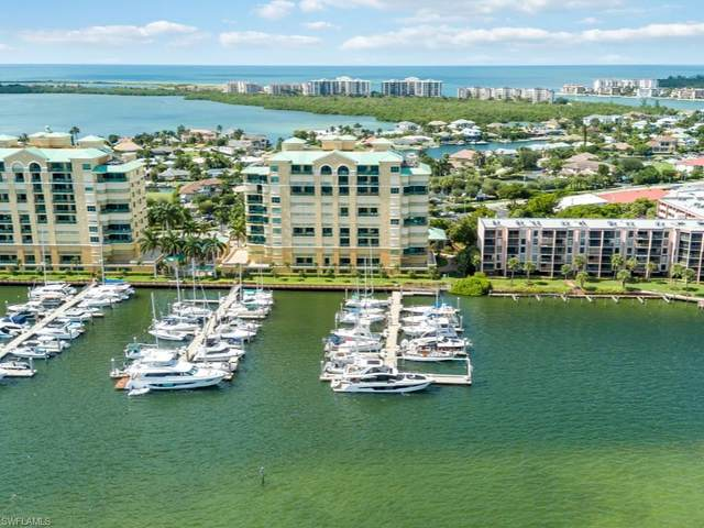 1081 Bald Eagle Dr A-7, Marco Island, FL 34145 (MLS #221075400) :: Medway Realty