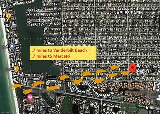 708 92nd Ave N, Naples, FL 34108 (#221075422) :: Jason Schiering, PA