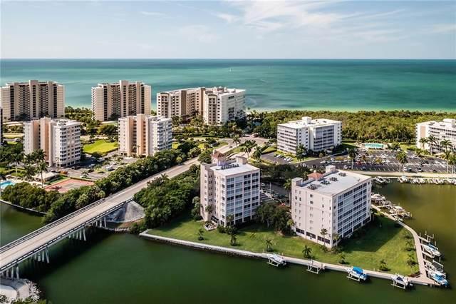 35 Bluebill Ave B-402, Naples, FL 34108 (MLS #221075509) :: Domain Realty