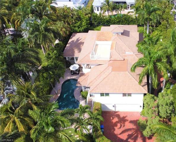 175 16th Ave S, Naples, FL 34102 (MLS #221075521) :: Clausen Properties, Inc.