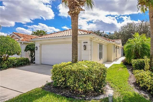 4596 Pasadena Ct, Naples, FL 34109 (MLS #221075784) :: BonitaFLProperties