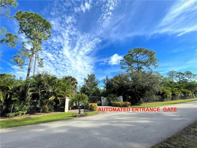 5331 Mahogany Ridge Dr, Naples, FL 34119 (MLS #221076226) :: Premiere Plus Realty Co.