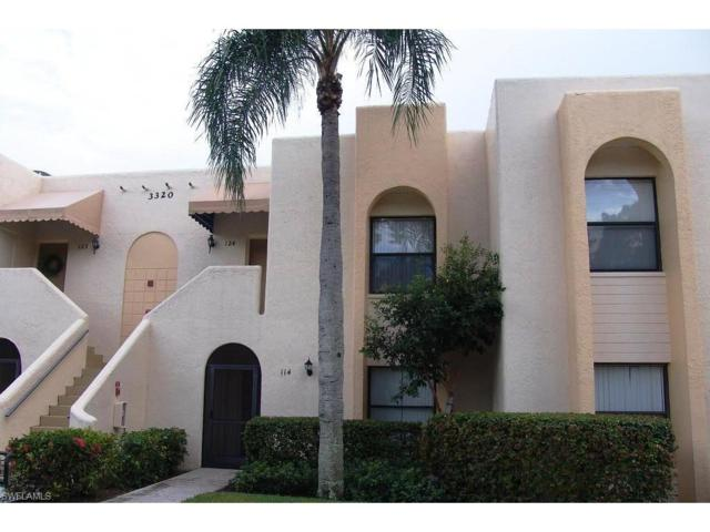 3320 Olympic Dr #114, Naples, FL 34105 (MLS #216030418) :: The New Home Spot, Inc.