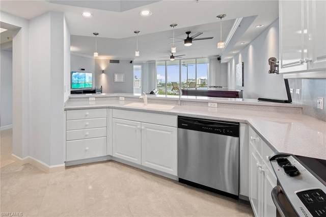 315 Dunes Blvd #504, Naples, FL 34110 (MLS #216032475) :: Clausen Properties, Inc.