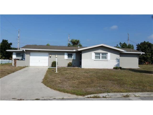 129 E Lake Dr, Lehigh Acres, FL 33936 (MLS #217012479) :: The New Home Spot, Inc.