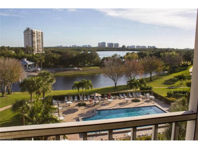 360 Horse Creek Dr S #502, Naples, FL 34110 (MLS #217019898) :: The New Home Spot, Inc.