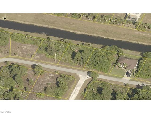 707 Sawyer St, Lehigh Acres, FL 33974 (MLS #217032191) :: The New Home Spot, Inc.