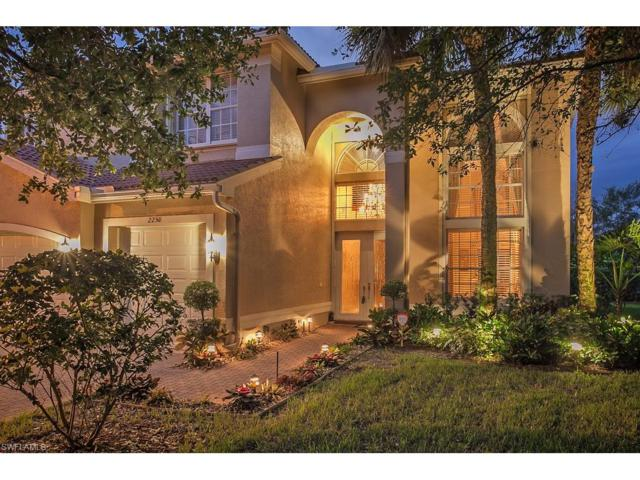2250 Campestre Ter, Naples, FL 34119 (#217033999) :: Homes and Land Brokers, Inc