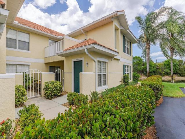 5450 Worthington Ln #204, Naples, FL 34110 (#217036444) :: Homes and Land Brokers, Inc