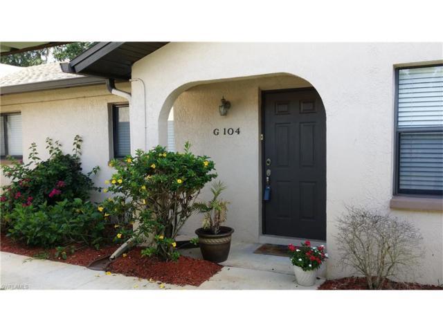 10121 Maddox Ln #104, Bonita Springs, FL 34135 (#217037121) :: Homes and Land Brokers, Inc