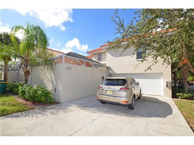 4272 Covey Cir 15-B, Naples, FL 34109 (MLS #217037597) :: RE/MAX DREAM