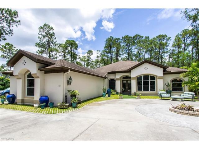 6121 Golden Oaks Ln, Naples, FL 34119 (#217037619) :: Homes and Land Brokers, Inc