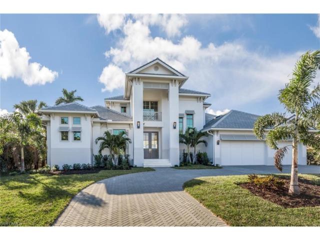 5135 Starfish Ave, Naples, FL 34103 (#217038301) :: Homes and Land Brokers, Inc