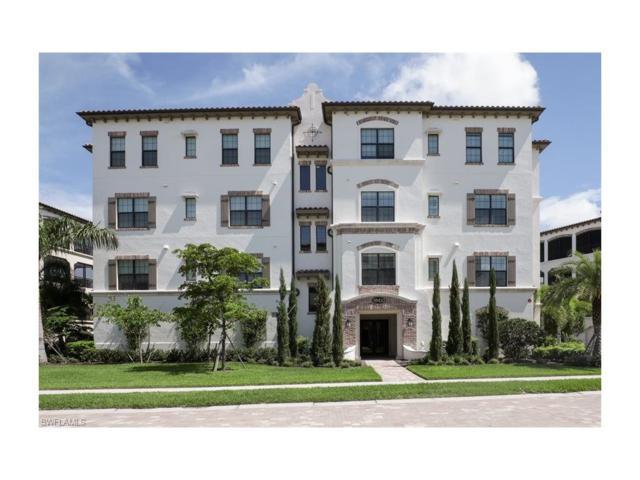 16433 Carrara Way #301, Naples, FL 34110 (MLS #217038405) :: The New Home Spot, Inc.