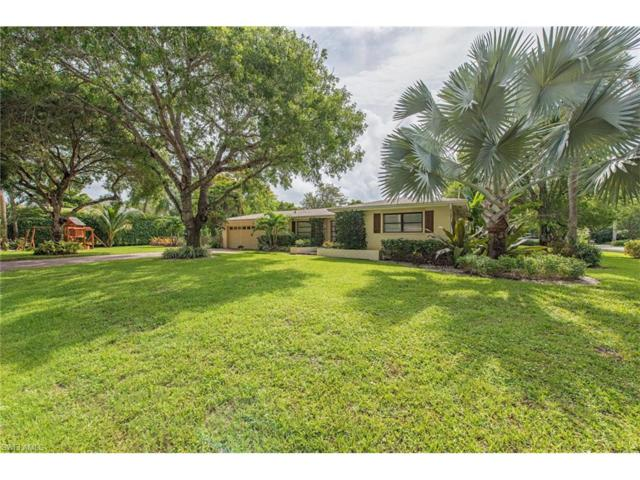 1115 Diana Ave, Naples, FL 34103 (MLS #217042337) :: The New Home Spot, Inc.