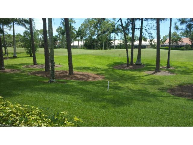 505 Veranda Way F103, Naples, FL 34104 (#217042921) :: Homes and Land Brokers, Inc