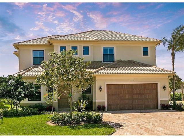 2867 Coco Lakes Dr, Naples, FL 34105 (MLS #217043147) :: The New Home Spot, Inc.