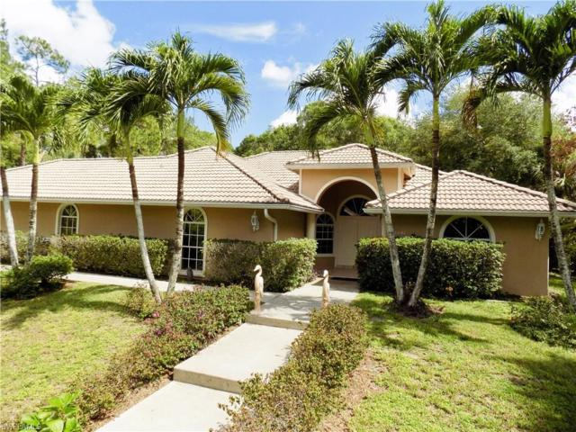 6041 Hidden Oaks Ln, Naples, FL 34119 (#217043610) :: Homes and Land Brokers, Inc