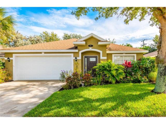 91 Burnt Pine Dr, Naples, FL 34119 (MLS #217044257) :: The New Home Spot, Inc.