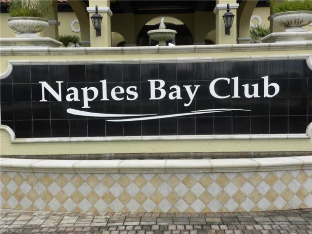 995 Sandpiper St B-203, Naples, FL 34102 (MLS #217047160) :: The New Home Spot, Inc.