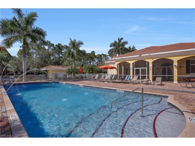 4420 Botanical Place Cir #305, Naples, FL 34112 (MLS #217048866) :: The New Home Spot, Inc.