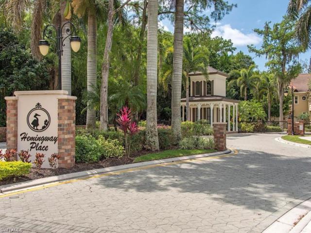 1424 Hemingway Pl, Naples, FL 34103 (MLS #217049399) :: The New Home Spot, Inc.