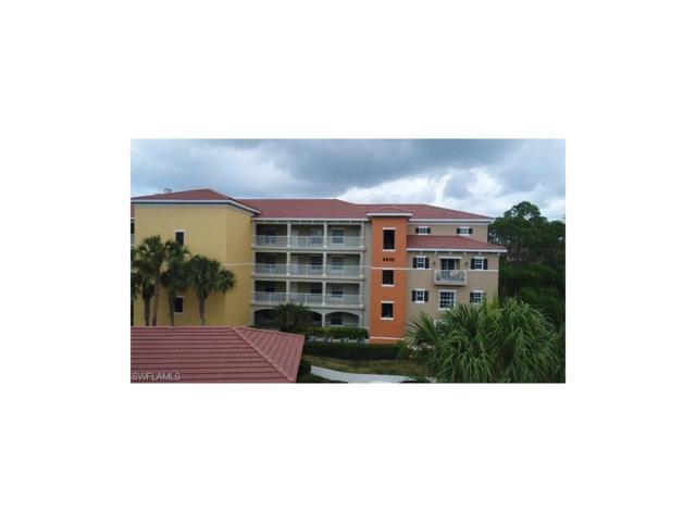 4510 Botanical Place Cir #305, Naples, FL 34112 (MLS #217049441) :: The New Home Spot, Inc.