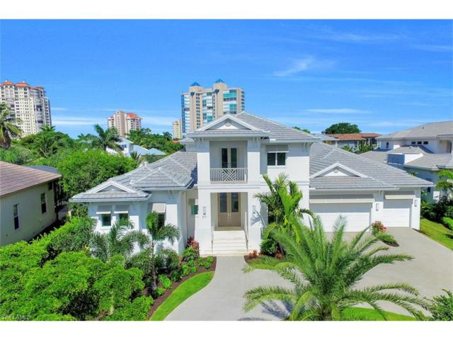 5171 Seashell Ave, Naples, FL 34103 (#217049877) :: Homes and Land Brokers, Inc
