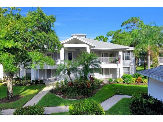 1450 Misty Pines Cir G-202, Naples, FL 34105 (MLS #217050903) :: The New Home Spot, Inc.