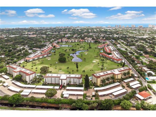 29 High Point Cir E #205, Naples, FL 34103 (MLS #217051046) :: The New Home Spot, Inc.