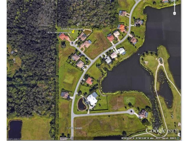 18163 Baywood Dr, Naples, FL 34114 (#217051161) :: Homes and Land Brokers, Inc
