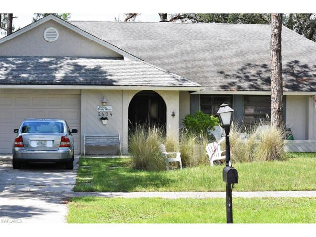 2404 Kings Lake Blvd, Naples, FL 34112 (#217051301) :: Homes and Land Brokers, Inc