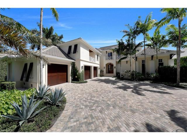 1055 Spyglass Ln, Naples, FL 34102 (MLS #217053949) :: The New Home Spot, Inc.
