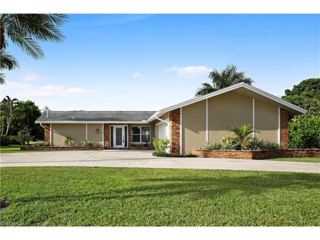 148 Fairway Cir, Naples, FL 34110 (MLS #217054421) :: The New Home Spot, Inc.