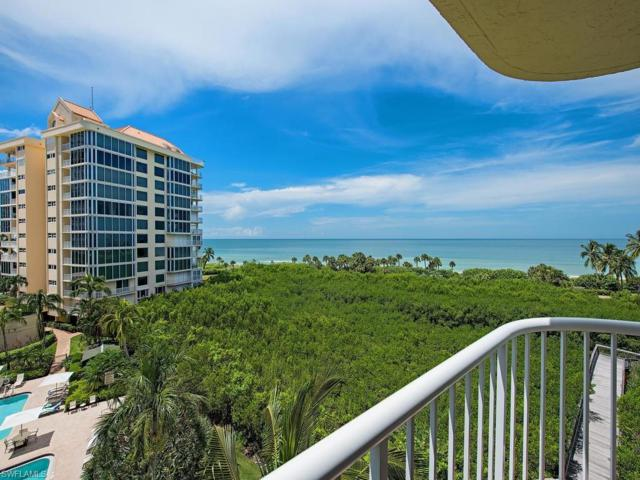 50 Seagate Dr #501, Naples, FL 34103 (MLS #217057041) :: The New Home Spot, Inc.