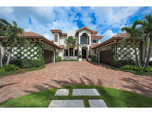 515 Riviera Dr, Naples, FL 34103 (MLS #217060161) :: The Naples Beach And Homes Team/MVP Realty