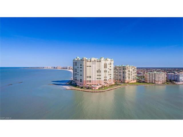 970 Cape Marco Dr #802, Marco Island, FL 34145 (MLS #217065463) :: Clausen Properties, Inc.