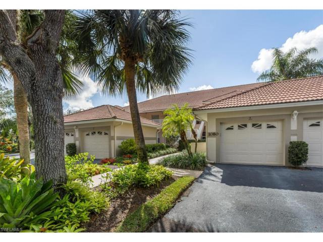 1080 Manor Lake Dr A-103, Naples, FL 34110 (MLS #217067671) :: The New Home Spot, Inc.