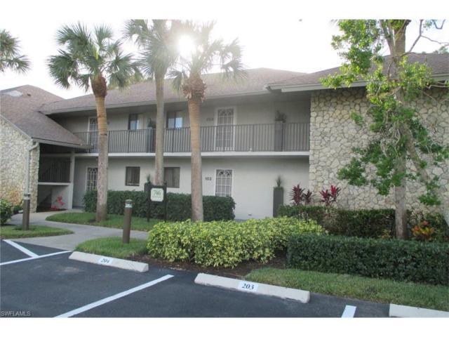 746 Eagle Creek 526 Aka Dr #103, Naples, FL 34113 (#217073699) :: RealPro Realty