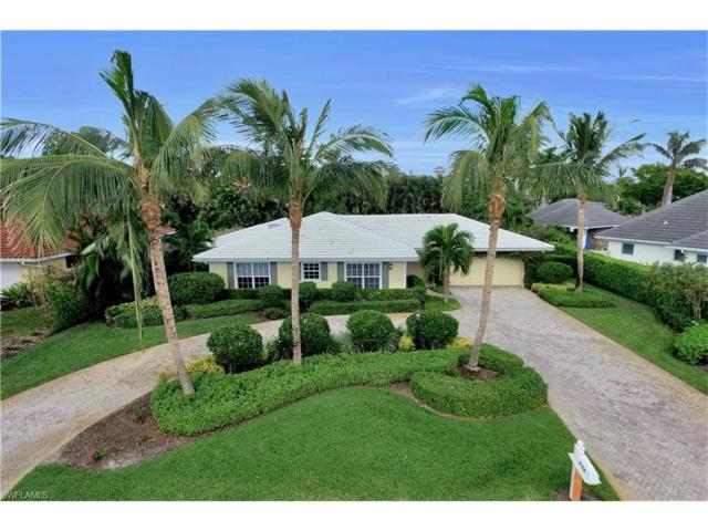 715 Ketch Dr, Naples, FL 34103 (MLS #217075612) :: The Naples Beach And Homes Team/MVP Realty